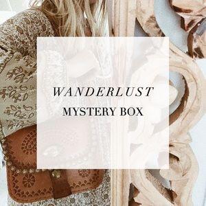 WANDERLUST mystery box